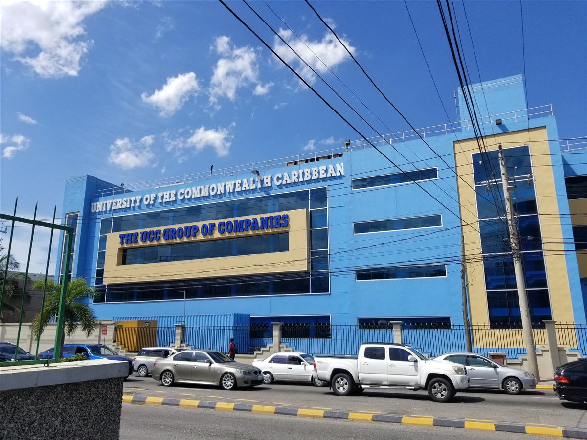 The University of the Commonwealth Caribbean (UCC)